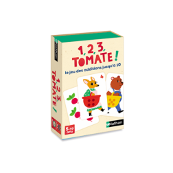 1, 2, 3 tomate !
