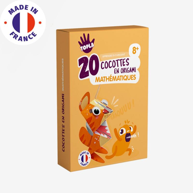 020 cocottes en origami