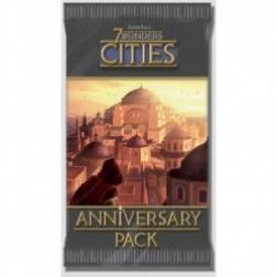 7 Wonders - ext. Anniversary Pack Cities