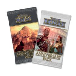 7 Wonders - ext. Anniversary Pack Leaders