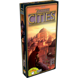 7 Wonders - ext. Cities