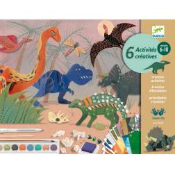 Activités créatives - Le Monde des Dinosaures