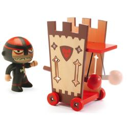 Arty Toys Chevaliers - Darius & Ze attack tower