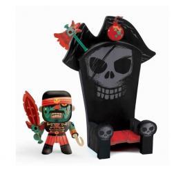 Arty Toys Pirates - Kyle & Ze throne