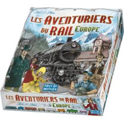 Aventuriers du Rail (Les) - Europe