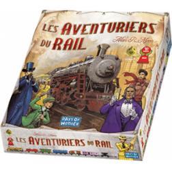 Aventuriers du Rail (Les) - USA