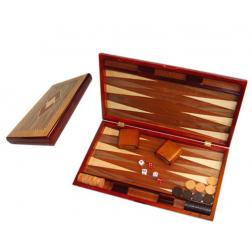 Backgammon Bois Tradition - 36 cm