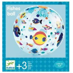 Ballon gonflable - Fishes Ball - Djeco