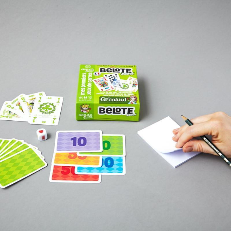 1Belote Junior - 32 cartes