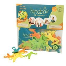 Binabo - Sachet de 24 pièces