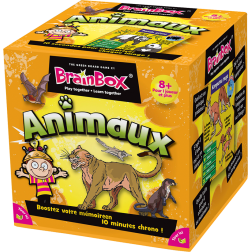 BrainBox - Animaux