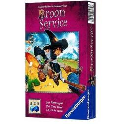 Broom Service - le jeu de cartes