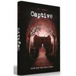 Captive - La BD dont vous êtes le héros