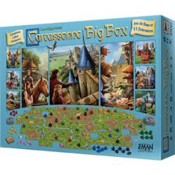 Carcassonne - Big Box 2017 (jeu + 11 extensions)