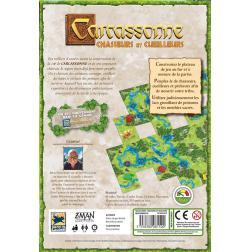 Carcassonne - Chasseurs et Cueilleurs