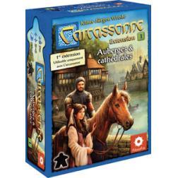 Carcassonne Ext. 1 : Auberges et Cathédrales