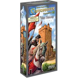 Carcassonne Ext. 4 : La Tour (nouvelle version)