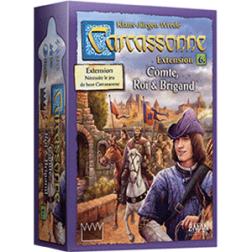 Carcassonne Ext. 6 : Comte, Roi et Brigand