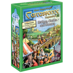 Carcassonne Ext. 8 :  Ponts, Forteresses et Bazars