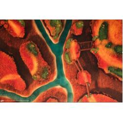Carpeto - Tapis Petit Modèle : Canyon Aventure (90x60 cm)