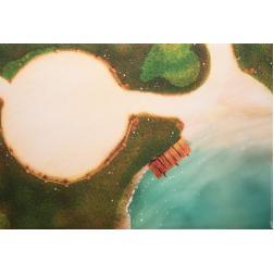 Carpeto - Tapis Petit Modèle : Centre Equestre (90x60 cm)