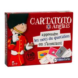 Cartatoto - Anglais (CP / CE1 / CE2)