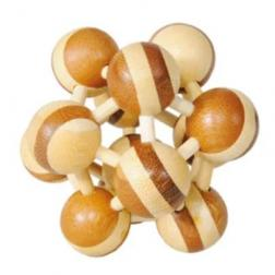 Casse-tête bambou - Atomium