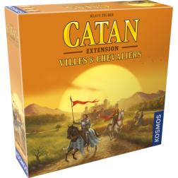 Catan - Ext. Villes et Chevaliers