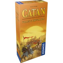 Catan - Villes et Chevaliers - ext. 5/6 joueurs