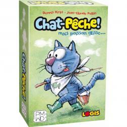 Chat-pêche!