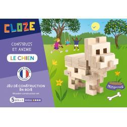 Cloze - Construit et Anime : Le Chien