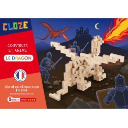 Cloze - Construit et Anime : Le Dragon