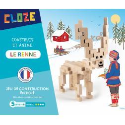 Cloze - Construit et Anime : Le Renne