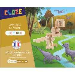 Cloze - Construit et Anime : Le T Rex