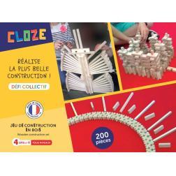 Cloze - Défi Collectif (200 pièces)