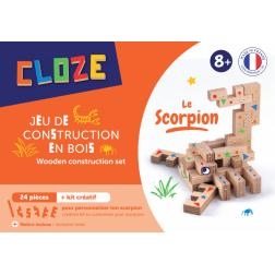 Cloze - Kit créatif : Le Scorpion