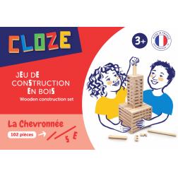 Cloze - La Chevronnée (102 pièces)