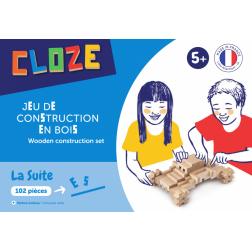Cloze - La Suite (102 pièces)