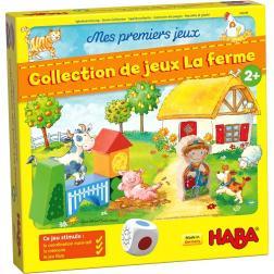 Collection de jeux La Ferme