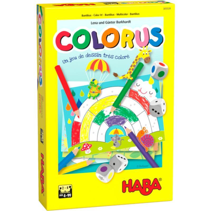 0Colorus - Un jeu de dessin très coloré