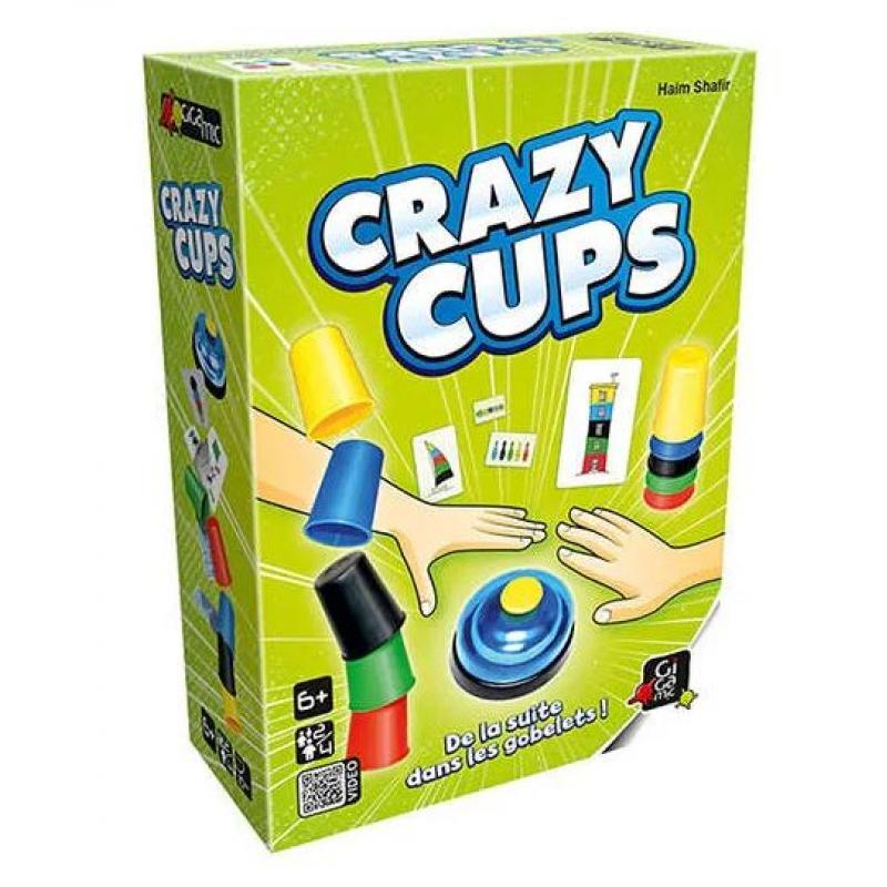 0CRAZY CUPS