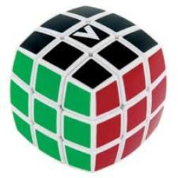 Cube - 3x3x3 - VCube bombé - Blanc