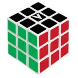 Cube - 3x3x3 - VCube classique - Blanc