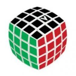 Cube - 4x4x4 - VCube bombé - Blanc