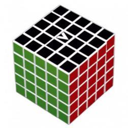 CUBE - 5X5X5 - V-Cube - Classique - Blanc