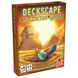 Deckscape - La malédiction du Sphinx