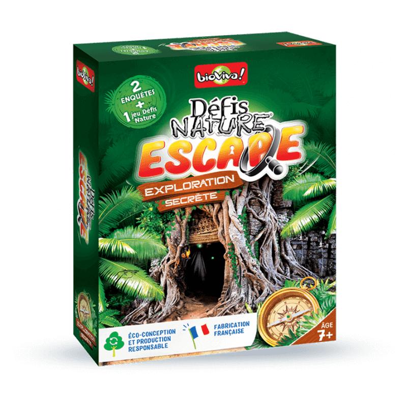 0Défis Nature Escape - Exploration secrète