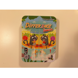 Différence Junior (occasion)