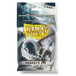 Dragon Shield - Perfect Fit - Clear - 63x88 mm