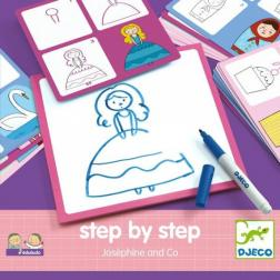 Eduludo - Step by step - Josephine and Co